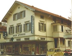 Adler Apotheke bis ca. 1990